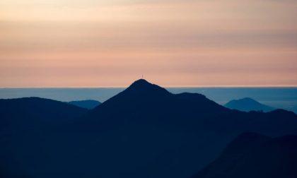 Ombre e montagne, all'alba (Canto Alto) – Filippo Manini