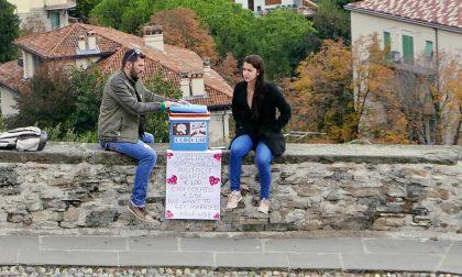 Porta S. Giacomo, vendono gelati per potersi pagare il matrimonio