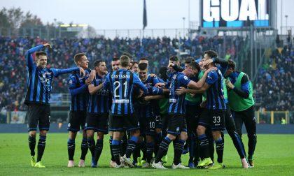 Scuola calcio Atalanta, 4-1 all'Inter