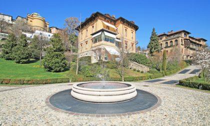 La nobiltà del Villino Moroni, gioiello (lì c'è un appartamento in vendita)