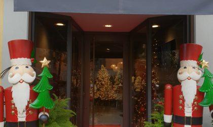 Da Madama Fiori è già Natale (e scalda il cuore di tutta Bergamo)