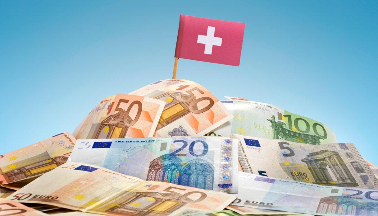 trasferire soldi da svizzera a italia)