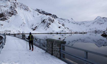 Neve ed escursioni ai Laghi Gemelli – Angelo Corna