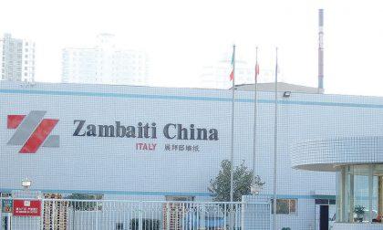 I 40 licenziamenti alla Zambaiti