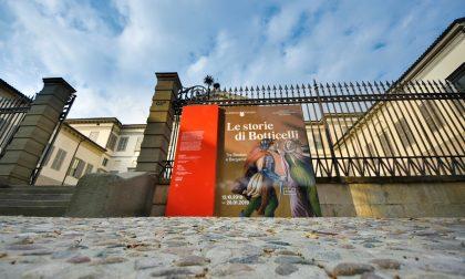 """Le opere conservate alla Carrara realizzate dagli """"amici"""" del Botticelli"""