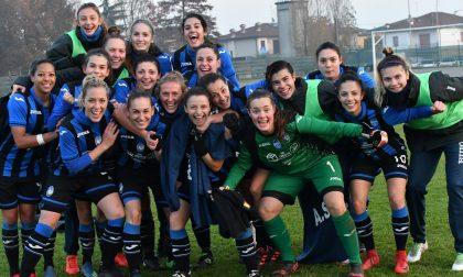 Il punto sul calcio femminile Prima gioia casalinga per l'Atalanta