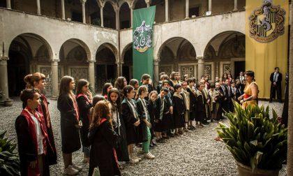 Si cercano aspiranti Harry Potter Torre Pallavicina come Hogwarts