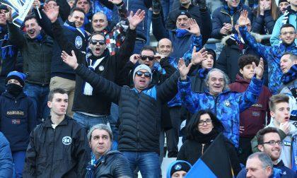 Qui l'entusiasmo è alle stelle e riempie pure Atalanta-Chievo