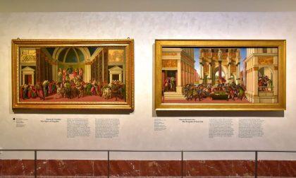 Se Botticelli fosse stato qui…