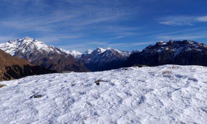 Ai laghi di Cardeto, un vero regno dei ghiacci