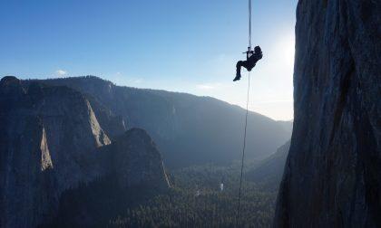 La grande impresa di Lola Delnevo in vetta a El Capitan senza gambe