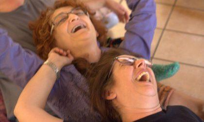 Quelli che fanno yoga a Treviolo se la ridono. E stanno meglio