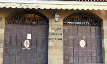 """L'ex Taverna del Colleoni passa al brand della ristorazione """"Ten"""""""