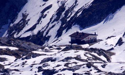 Il rifugio Luigi Albani in inverno tra ciaspolate e tantissimi eventi