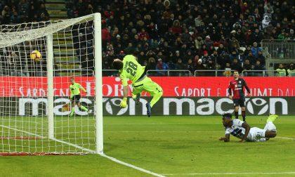 Meravigliosa Atalanta a Cagliari Prossima impresa: battere la Juve