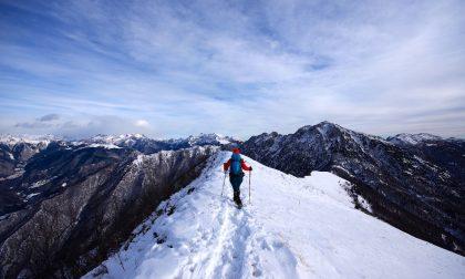 Un incanto tra due montagne Cammino tra Araralta e Baciamorti