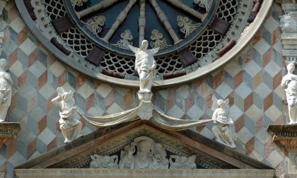 Le sculture in giro per Bergamo realizzate al tempo del Botticelli