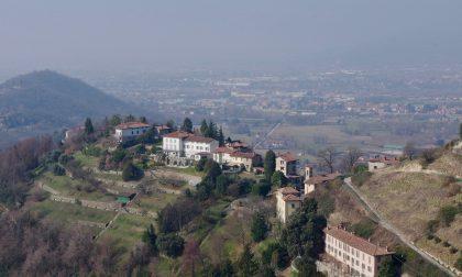 Meraviglia dietro la nostra casa Passeggiata sui Colli di Bergamo