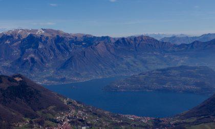 Salire al Bronzone per godersi la bellezza del nostro lago d'Iseo