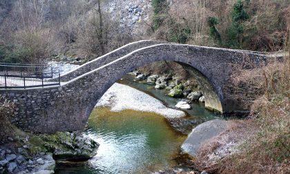 Storie e leggende delle nostre valli Il ponte del Cappello e il suo leone