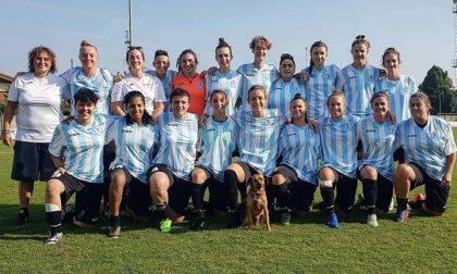 A Curno il calcio s'è tinto di rosa Quest'anno due squadre femminili