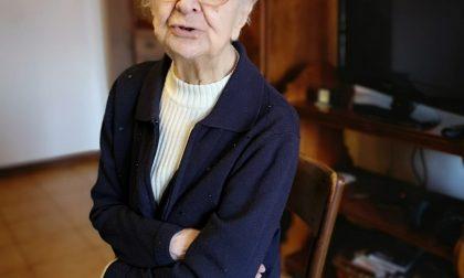 I 104 anni della sig.ra Prima Parietti «Il mondo cambia e la vita è strana»