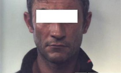 Spari, minacce e incendi: le follie del 37enne di Osio Sotto arrestato