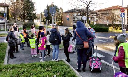 Piedibus, a breve a Bergamo ripartirà il servizio dedicato ai giovani alunni