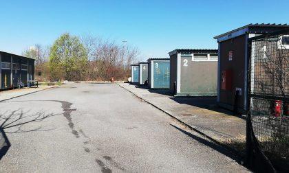 Famiglie nei container a Seriate Il Comune fa luce sulla situazione