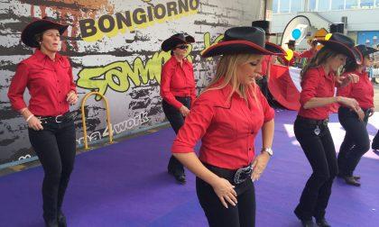 A Bergamo tutti ballano il country