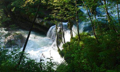I sentieri dell'acqua nelle valli