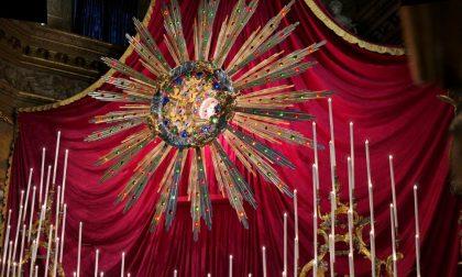 La Raggiera dei Caniana, meraviglia Il Triduo alla Basilica di Gandino