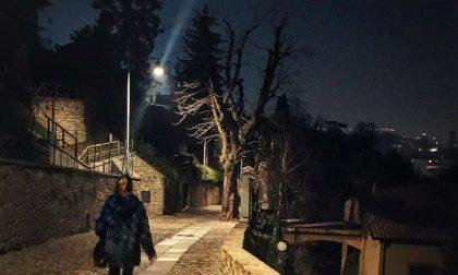 Passeggiata romantica in San Vigilio – Giorgio Belotti