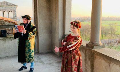 Storia e tramonti al Castello di Cavernago – Elisa Leoni