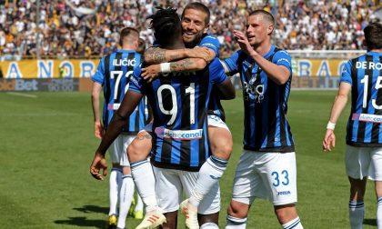 Duvan, ritorno dall'altro mondo per fare due gol e battere il Parma