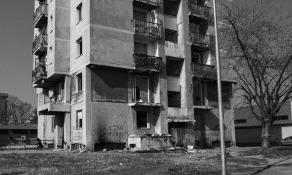 Tour fotografico in bianco e nero a Zingonia, una utopia fallita