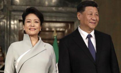 L'eleganza della first lady cinese