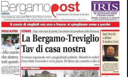 Cosa c'è nel nuovo BergamoPost che dal 15 marzo è in edicola