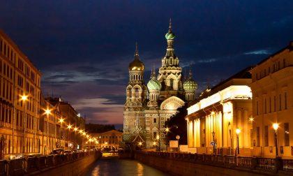 Posti fantastici e dove trovarli La crociera sul Volga (prima parte)