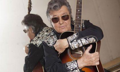 Il mito del grande Johnny Cash ma nella voce di Bobby Solo