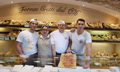 Fornai Cretti a Osio Sotto, dal 1976 il sogno di fare del buon pane