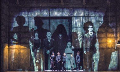 I Sei personaggi di Pirandello in un mix di cinema e teatro
