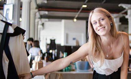 Oggetti trendy con scarti delle tende La creatività è eco al Factory Market