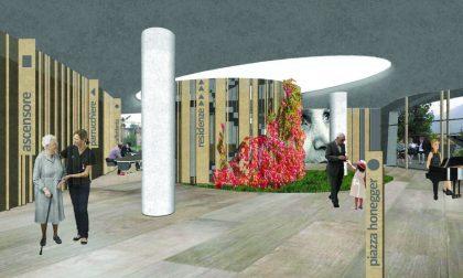 La bellissima Piazza Honegger sarà la ciliegina sulla torta di Vedovati