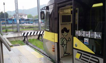 Il tram della Val Brembana unica opera bergamasca (per ora) nel Recovery Plan
