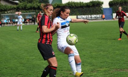Il punto sul calcio femminile Sconfitte immeritate per le nostre