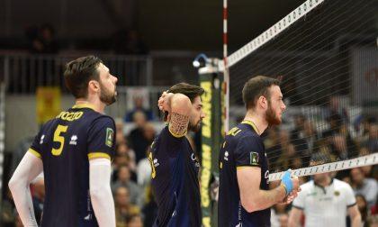 Olimpia, la finalissima inizia male Battuta 3-0 in gara-1 a Piacenza