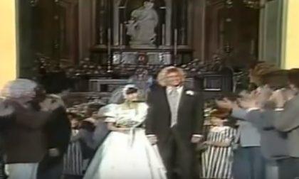 La Madonna dei Campi di Brignano che ospitò le nozze tra Mirko e Licia