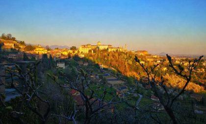 Luce e ombra su Bergamo – Verochic