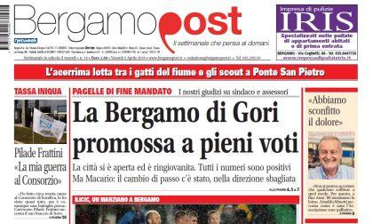 Cosa c'è nel nuovo BergamoPost che dal 5 aprile è in edicola